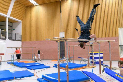 2018 Trainingstag des STV und SATUS Möriken-Wildegg in Wildegg