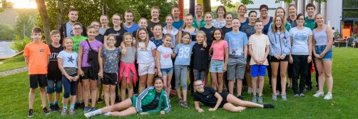 2019 Trainingslager Trampolin in Sumiswald