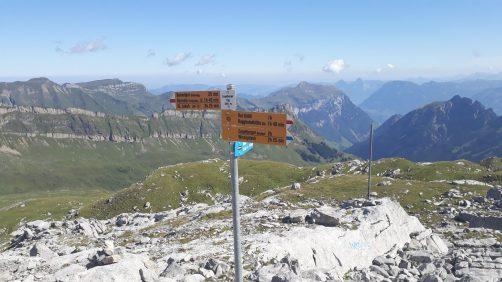 2019 Bergturnfahrt des STV Möriken-Wildegg auf den Stoos