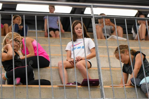 Trainingslager Trampolin in Sumiswald 2020