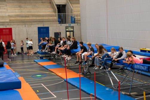 2021 Trainingslager Trampolin in Sumiswald