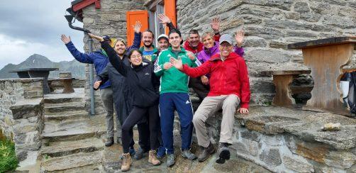 2021 Bergturnfahrt des STV Möriken-Wildeggs über den Oberalppass